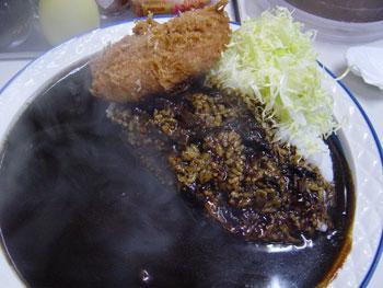 キッチン南海 コロッケカレー