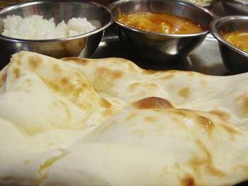 インド料理 パトワール1