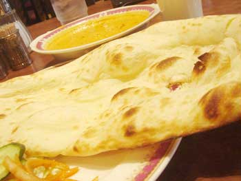 インドレストラン モティ インドカレー1