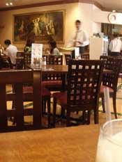 インドレストラン モティ インドカレー3