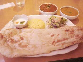 ジャイヒンド インドカレー1